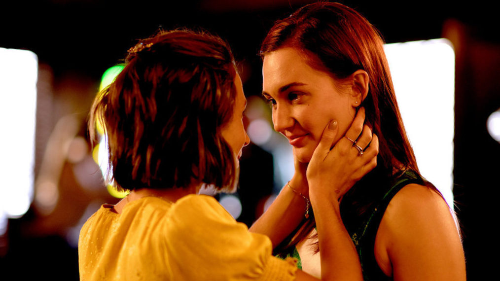 WayHaught Wynonna Earp Season 4 Episode 9 Nicole Waverly