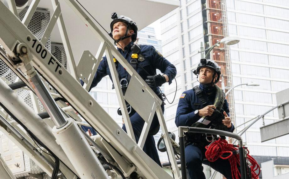 911 Season 4 Episode 13 Bobby Eddie