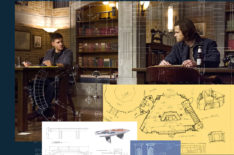 Go Inside the Winchesters' Bunker in the 'Supernatural' Complete Series Set