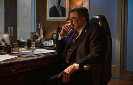 Tom Selleck Blue Bloods Season 11 Finale Frank Reagan