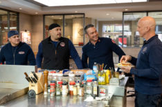 'Chicago Fire' Ends Season 9 With Major Brettsey Moments & Lives on the Line (RECAP)