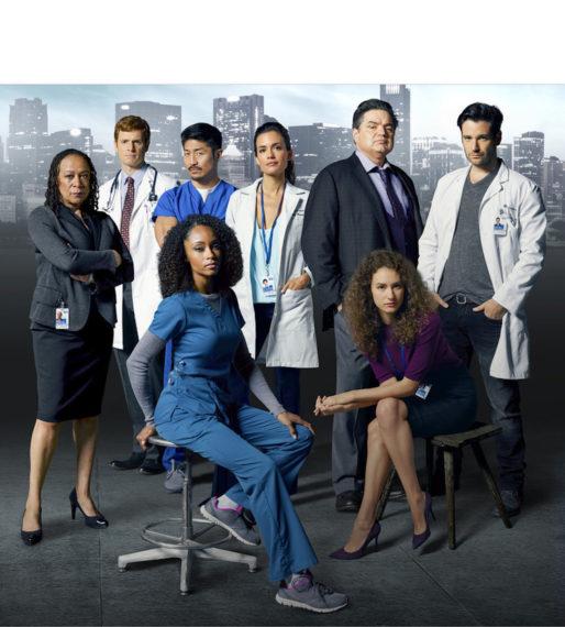 Chicago Med Cast Season 1