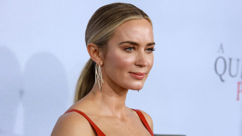 Emily Blunt attends