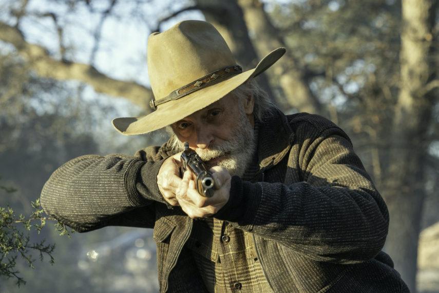 John Dorie Sr. Keith Carradine Fear The Walking Dead