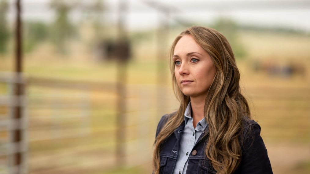 Amber Marshall Amy Heartland Season 14