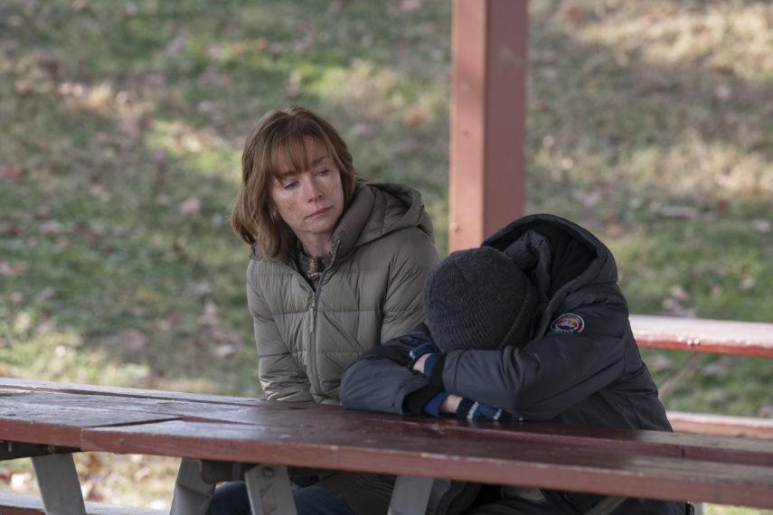 Julianne Nicholson in Mare of Easttown Episode 5