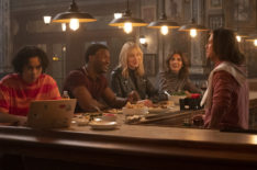 9 Questions We Have After the 'Leverage: Redemption' Trailer