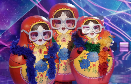 The Masked Singer Russian Dolls Quarterfinals Season 5