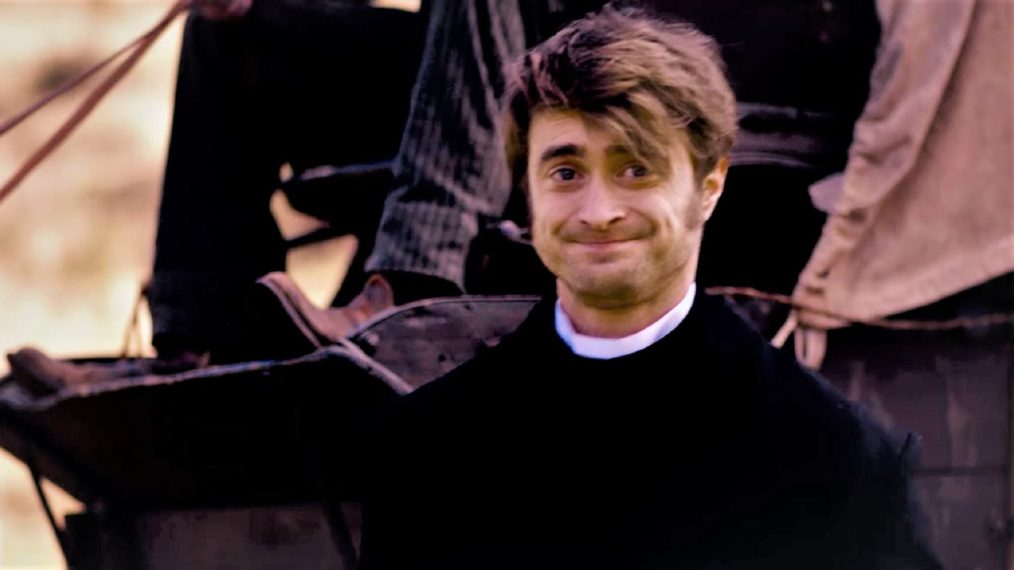 Miracle Workers Oregon Trail Daniel Radcliffe