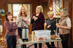 Allison Janney & the 'Mom' Cast React to the Funniest Lines of the CBS Comedy