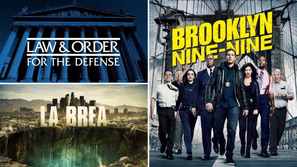 NBC Fall Schedule