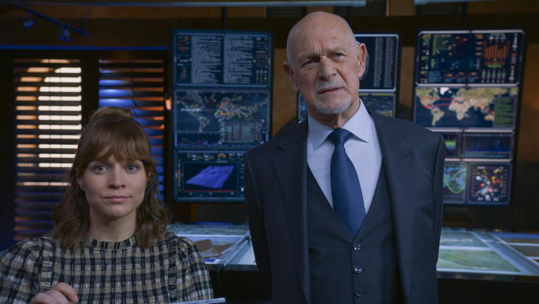 NCIS Los Angeles Nell Kilbride Season 12