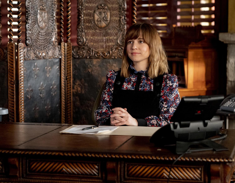 Renee Felice Smith NCIS LA Finale Season 12 Nell