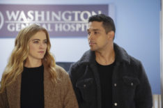 How Do You Think Bishop & Torres' Talk on 'NCIS' Ended? (POLL)