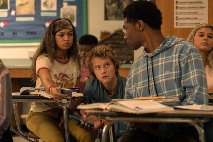 Outer Banks Season 2 cast netflix