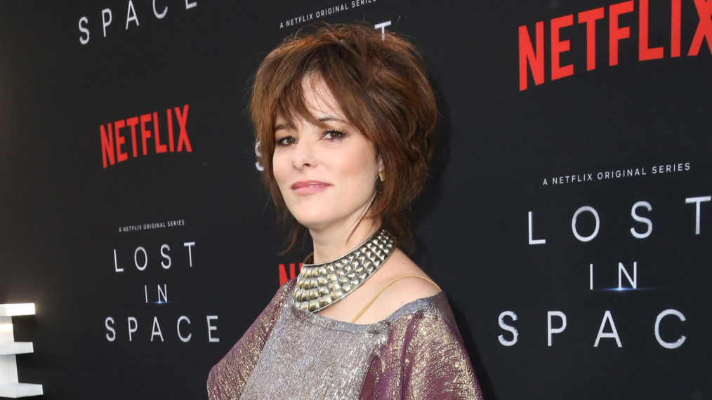 Parker Posey at Lost in Space Screening