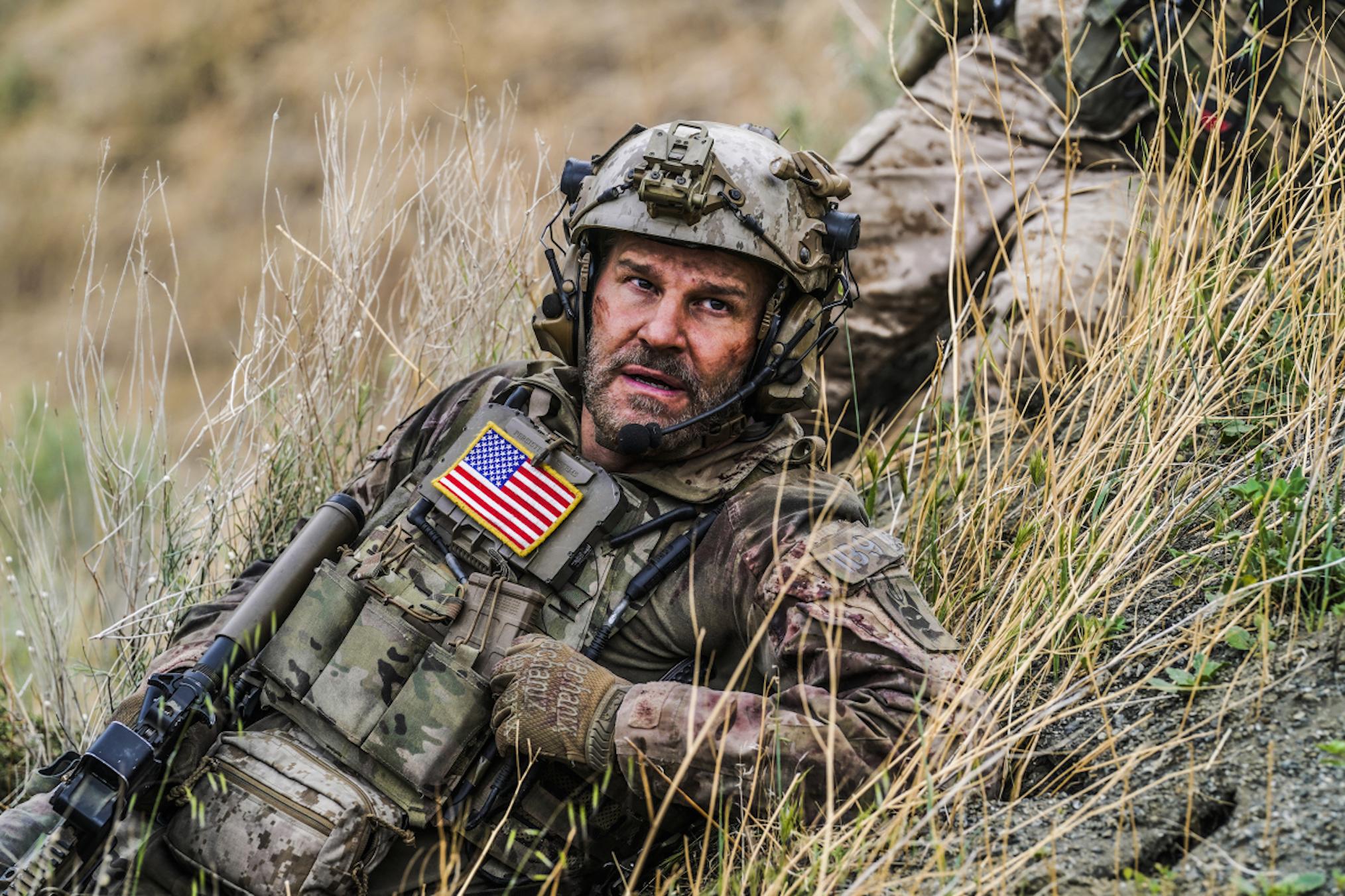 SEAL Team Jason Hayes Bravo 1 Season 4 Finale