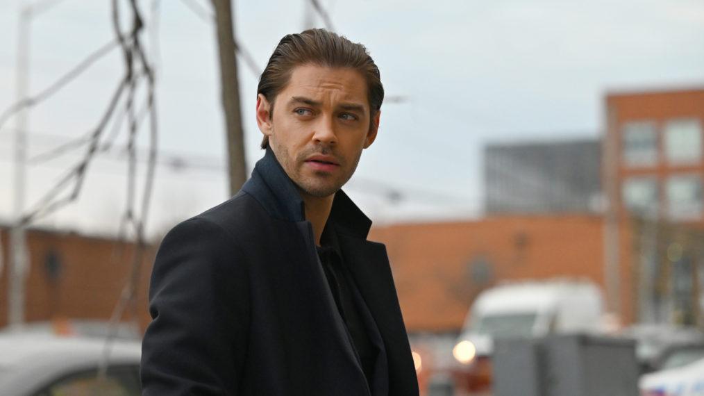Tom Payne in Prodigal Son Season 2