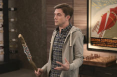 Topher Grace on the 'Home Economics' Finale and 'Really Special' Cast Connection