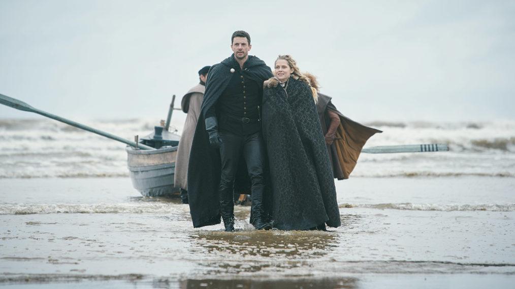 Matthew Goode Teresa Palmer A Discovery of Witches Season 2