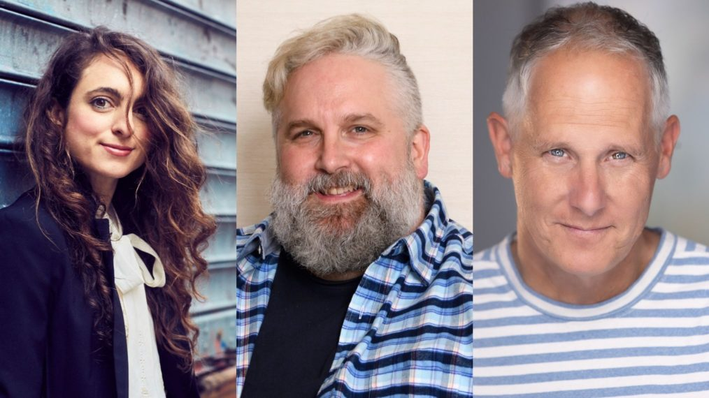 'Echoes' Netflix New Limited Series, Vanessa Gazy, Brian Yorkey, and Quinton Peeples