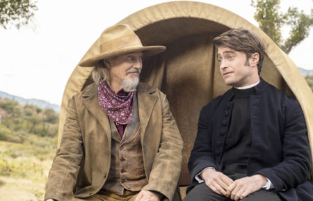 Miracle Workers Steve Buscemi Daniel Radcliffe