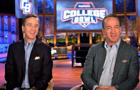 College Bowl Cooper Peyton Manning