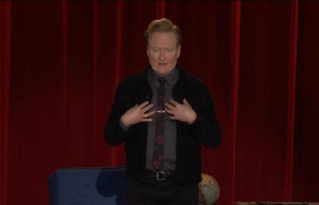Conan O'Brian s11ep57 Jordan Schlansk