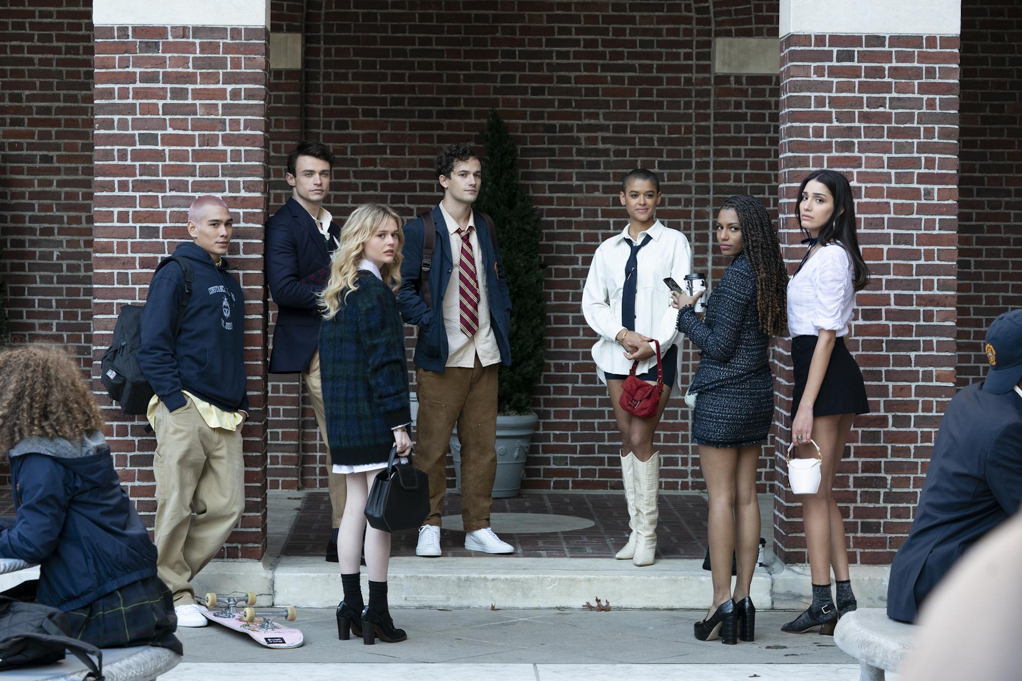Gossip Girl HBO Max Reboot Cast