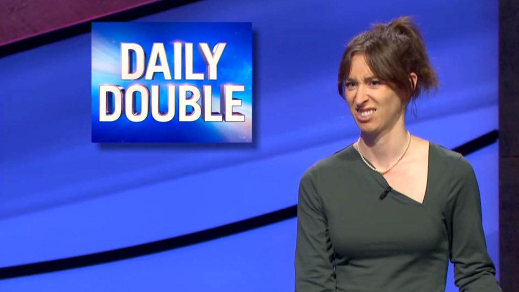 Julia contestant on Jeopardy!