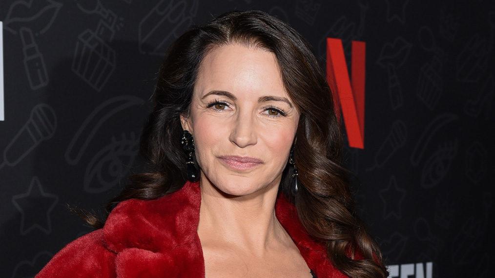 Christine Davis joins Netflix premiere