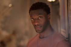 'Leverage' Star Aldis Hodge on Getting Back Into Hardison's Rhythm for the 'Redemption' Revival