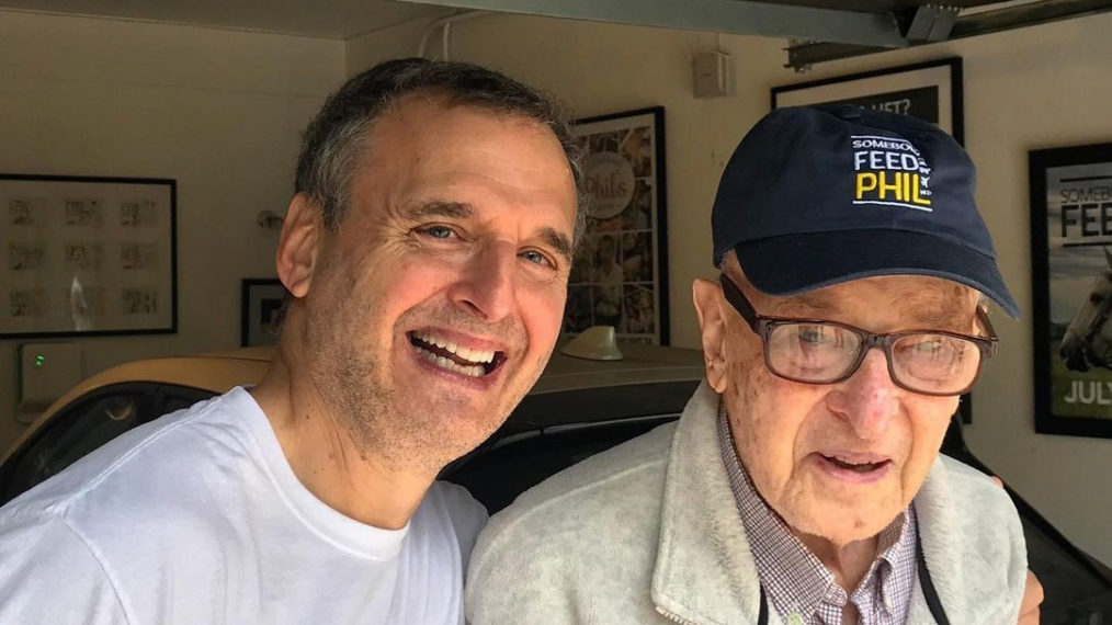 Phil and Max Rosenthal