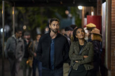 'New Amsterdam' Finale: Ryan Eggold and Freema Agyeman on That Major Max & Helen Moment