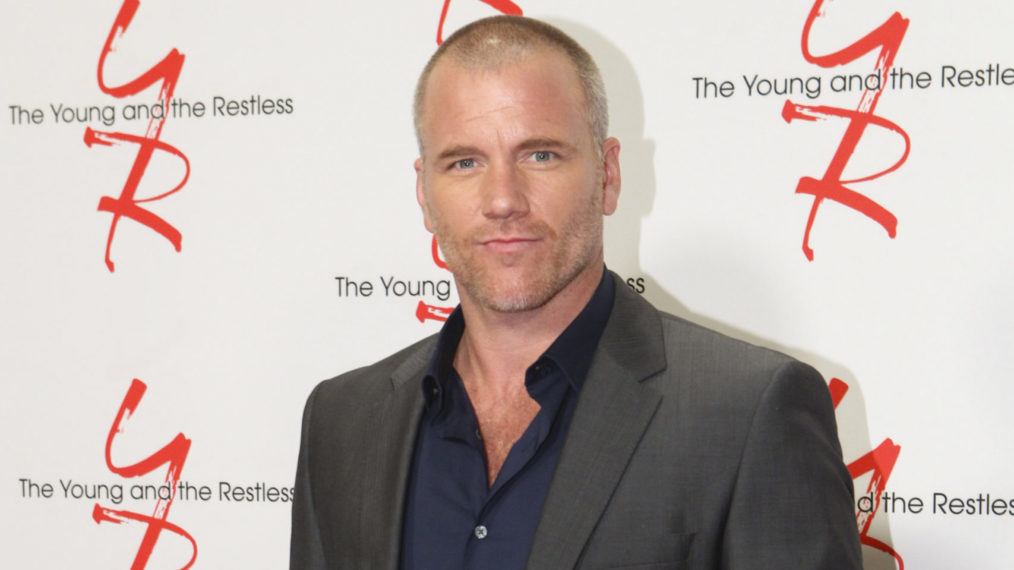 Sean Carrigan Young and the Restless