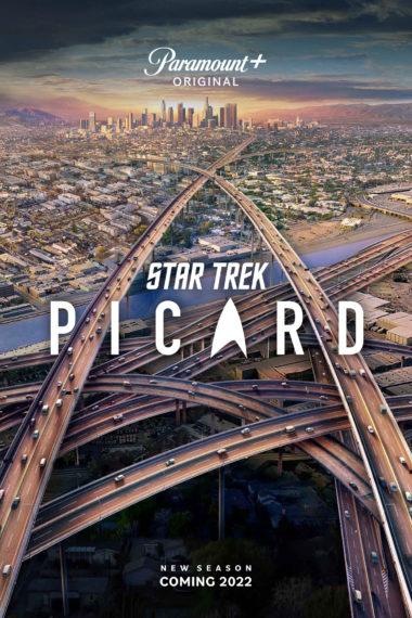 Star Trek Picard Season 2 Poster Paramount+