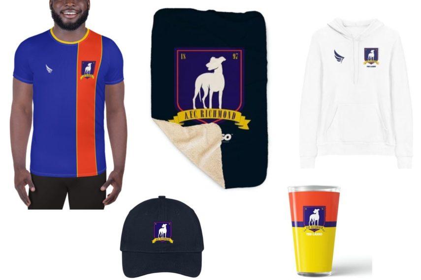 Ted Lasso Merchandise