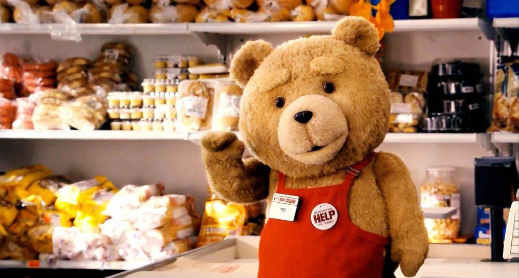 Ted movie seth macfarlane