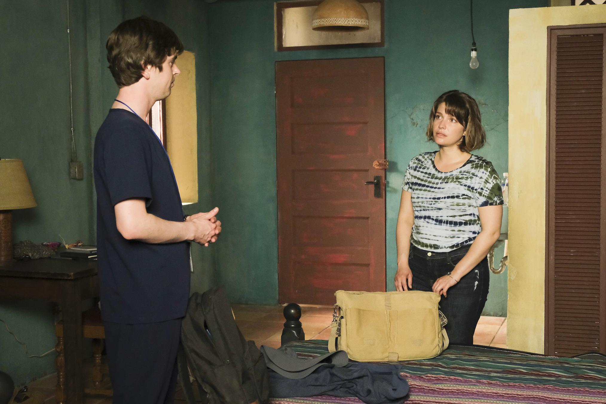 The Good Doctor Season 4 Finale Shaun Lea