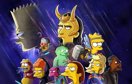 The Good The Bad and The Loki Simpsons Marvel Crossover