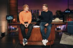 Ed Sheeran Books Week-Long Residency on 'The Late Late Show With James Corden'