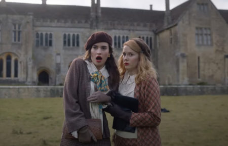The Pursuit of Love Trailer Lily James Emily Beecham