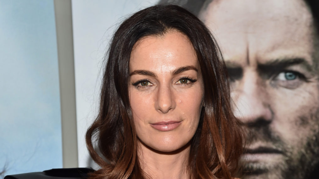 Ayelet Zurer attends a VIP screening of Broad Green Pictures'