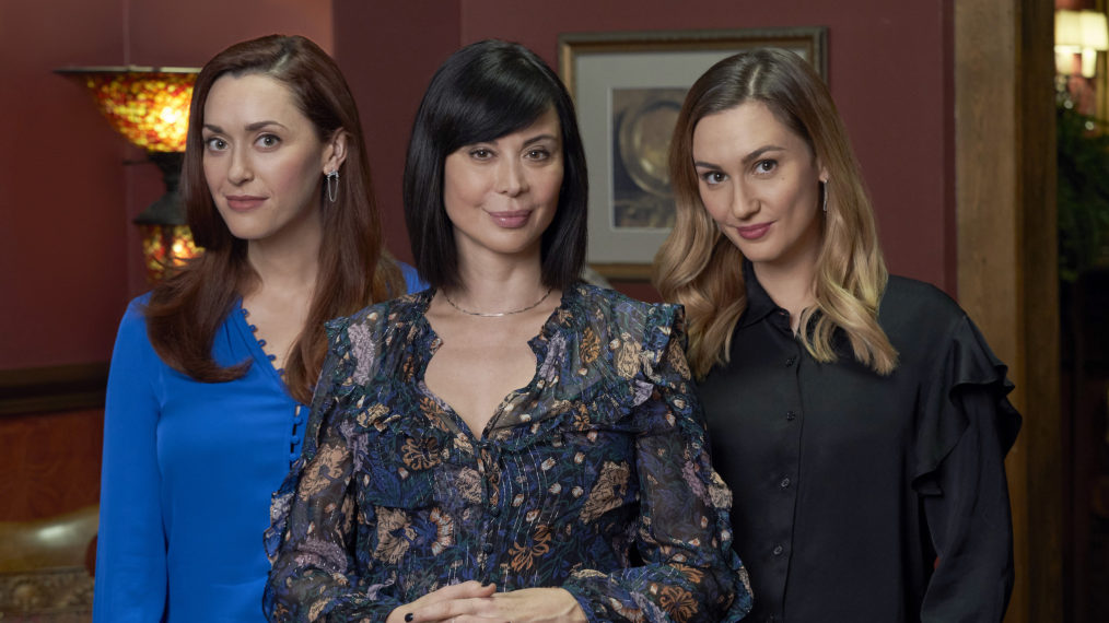 Good Witch Sarah Power Catherine Bell Katherine Barrell