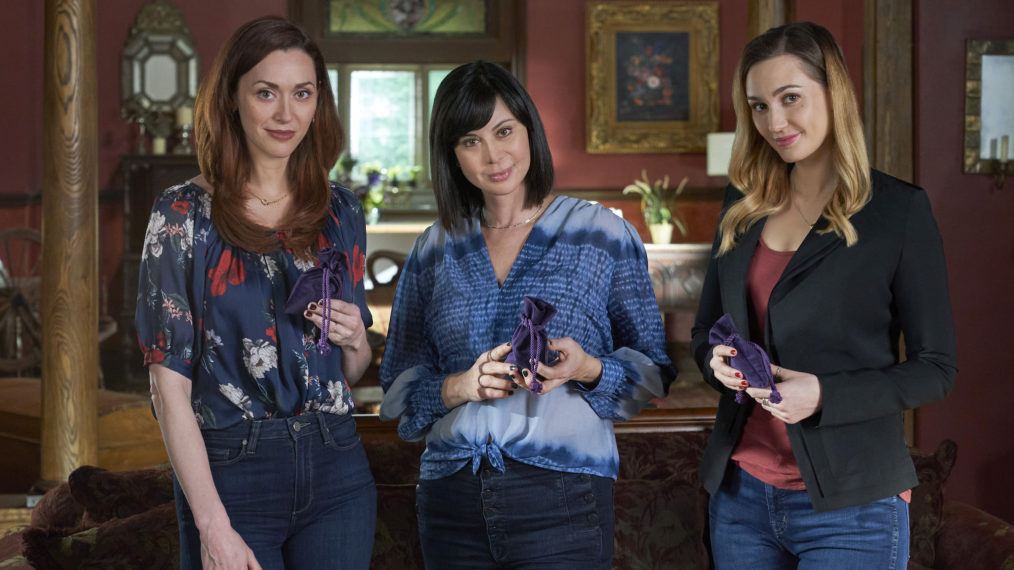 Sarah Power Good Witch Series Finale Catherine Bell Katherine Barrell