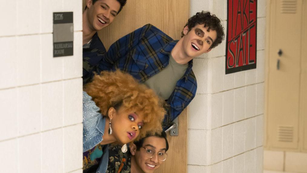 'High School Musical: The Musical: The Series' Season 2 Finale, Cast