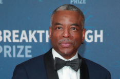 LeVar Burton Shares His Excitement Over Finally Hosting 'Jeopardy!'