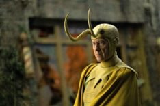 Richard E. Grant on Classic Loki's 'Glorious Purpose' & Working With a 'Passionate' Tom Hiddleston