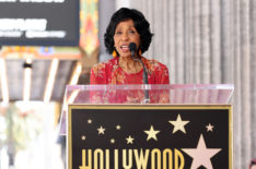 'The Jeffersons' Star Marla Gibbs 'Doing Great' After Appearing to Pass Out During Hollywood Walk of Fame Speech (VIDEO)