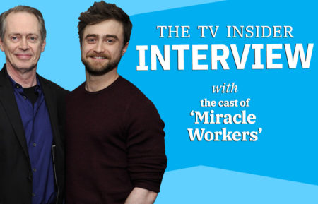 Miracle Workers, TBS, Daniel Radcliffe, Steve Buscemi